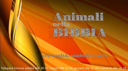 Animali nella Bibbia